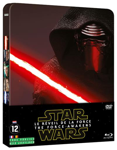 steelbook star wars 7 Le Reveil De La Force