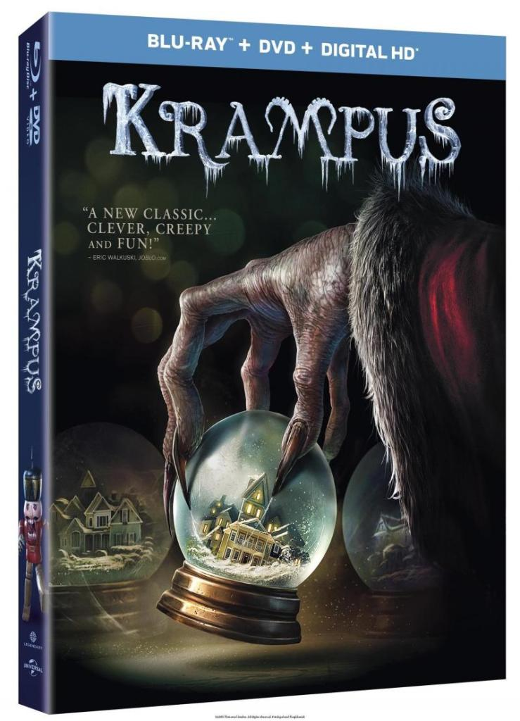 Krampus Bu-ray US