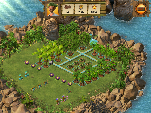 Robinson Crusoe jeu application Microids 6