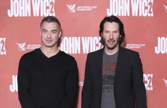 photocall John Wick 2 Keanu Reeves Paris 2