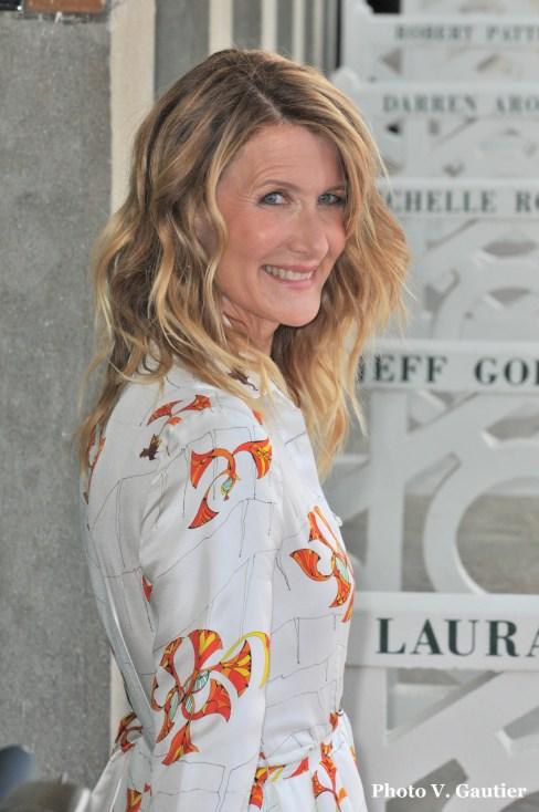 Laura Dern Hommage Deauville 2017