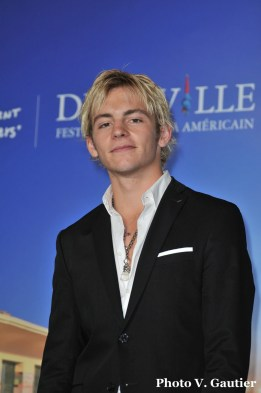 My Friend Dahmer Photocall Deauville 2017 Ross Lynch