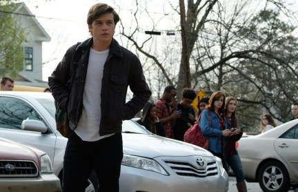 Love,Simon photo Nick Robinson