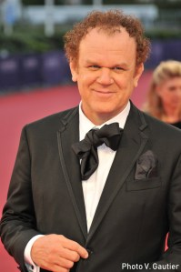 John C. Reilly red carpet The Sisters Brothers Deauville 2018