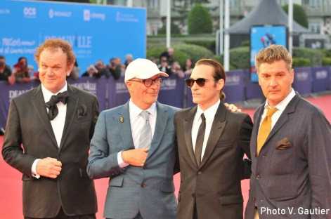 The Sisters Brother red carpet Deauville 2018