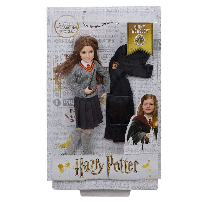 Ginny Weasley poupée Mattel