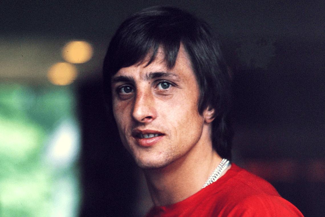Tribune à Johan Cruyff