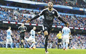 Riyad Mahrez - Leicester