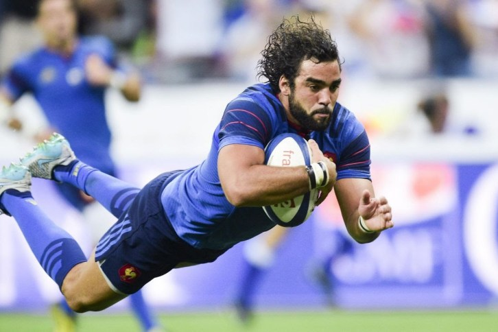 Au Café des Sports - Rugby - XV de France