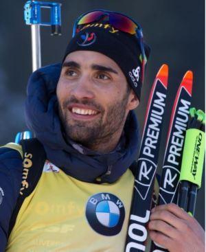 martin fourcade jeux olympiques biathlon