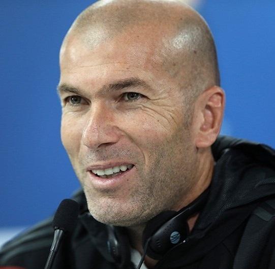 Zidane départ Real Madrid