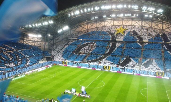 OM Marseille Vélodrome Ligue1