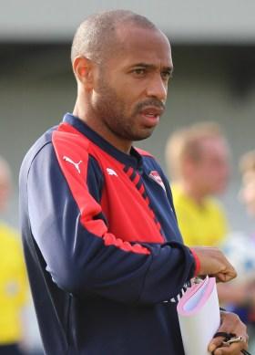 Thierry Henry entraîneur Monaco