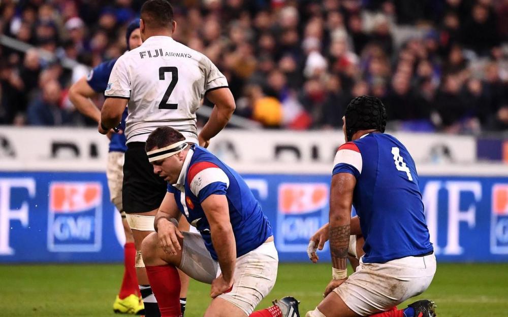 France Fidji défaite déroute