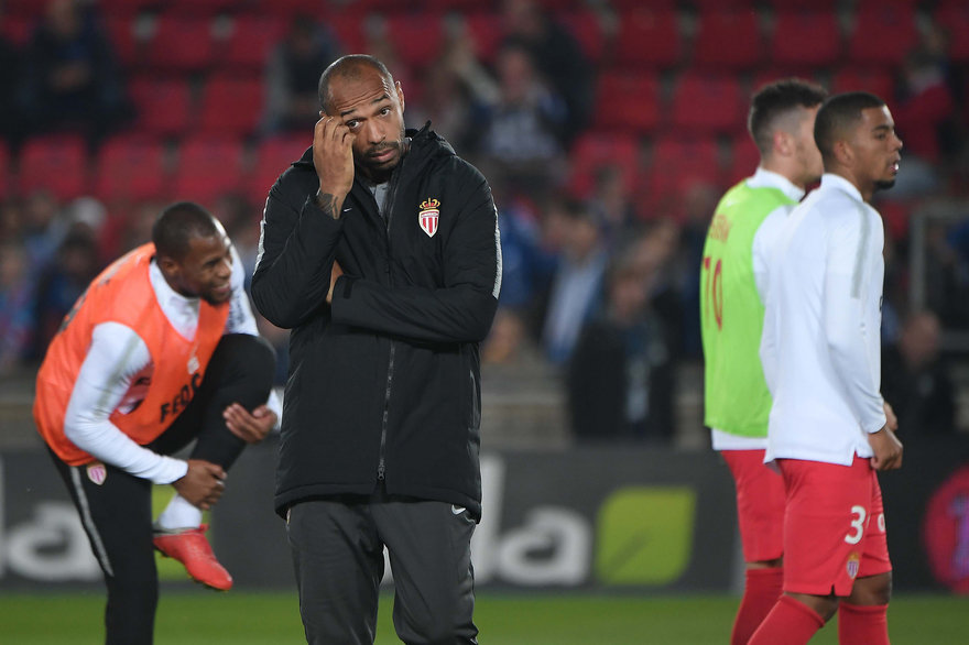 Football: Thierry Henry a enfin trouvé un club