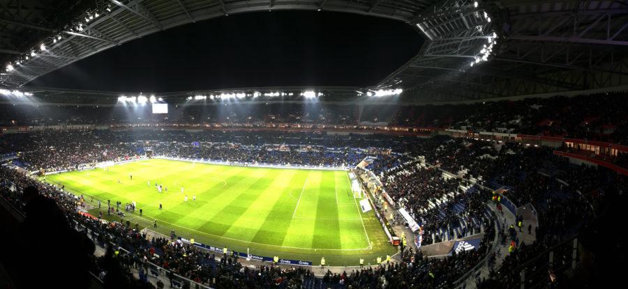Ligue 1 25ème journée : Lyon a bien préparé la venue de Barcelone en disposant de Guingamp