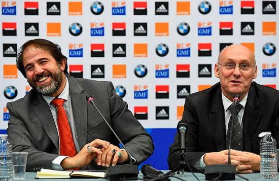 Rugby XV de France : le duo présidentiel Laporte-Simon essaie de s'activer pour espérer un nouveau miracle au Japon