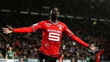 Ligue 1 28ème journée : emmené par un grand Ismaïla Sarr, Rennes a confirmé sa victoire face à Arsenal en dominant Caen