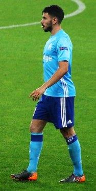 Ligue 1 27ème journée : Morgan Sanson a été omniprésent lors de la victoire de l'OM face à Saint-Etienne