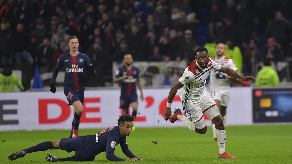 Ligue 1 27ème journée : Moussa Dembélé, l'attaquant de Lyon, a confirmé sa grande forme en inscrivant 2 buts face à Toulouse