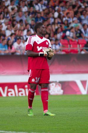 Ligue 1 33ème journée : Brice Samba a été héroïque lors du succès de Caen à Nice