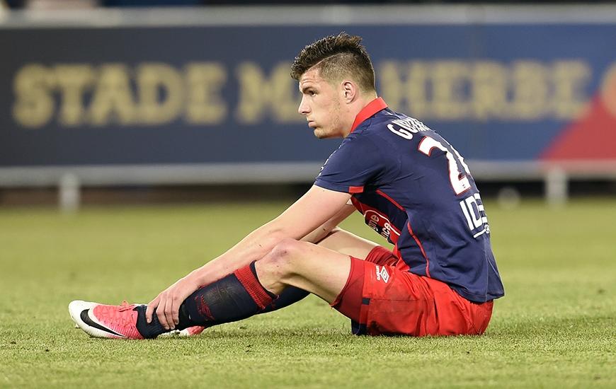 Ligue 1 38ème journée : Les Caennais joueront la saison prochaine en Ligue 2 après leur défaite face à Bordeaux (0-1)