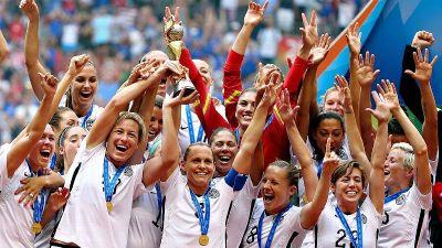 Coupe du Monde 2019 : les Etats-Unis, tenants du titre, seront l'une des grandes favorites pour cette édition 2019