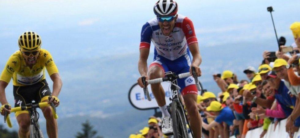 Tour de France 2019 : Thibaut Pinot a fait forte impression dans les Pyrénées et s'est rapproché du maillot Jaune Julian Alaphilippe