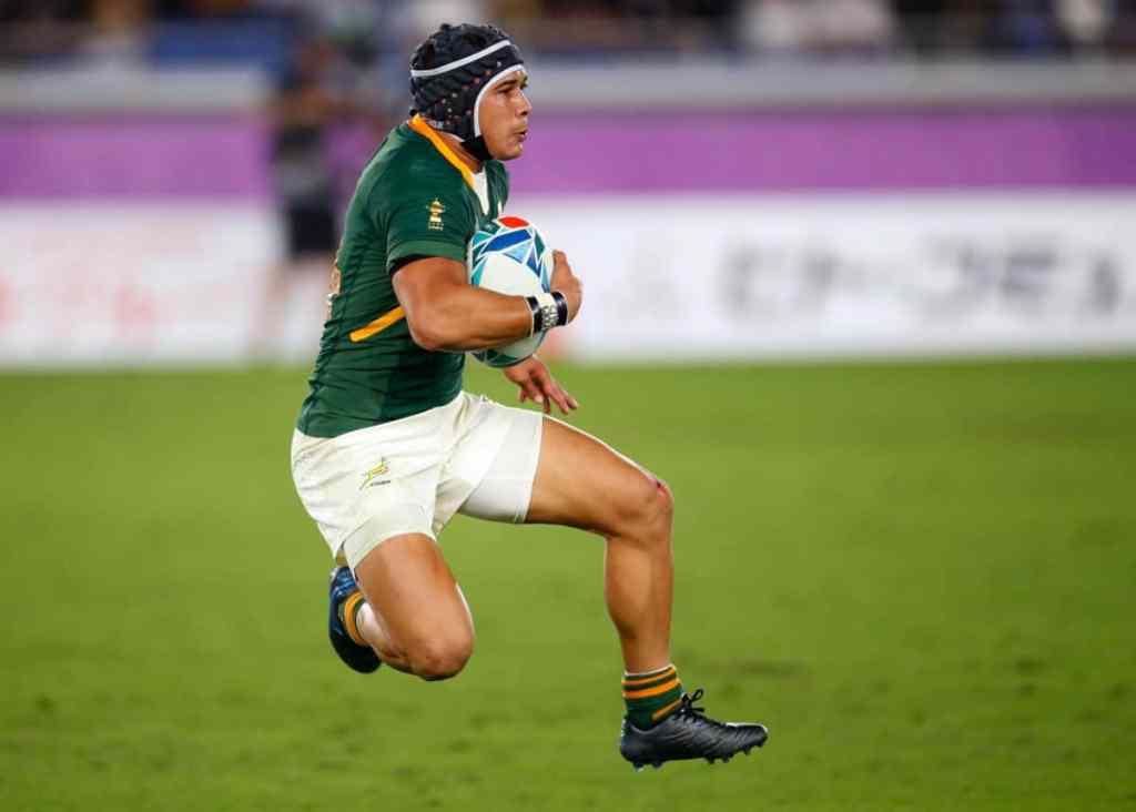 Coupe du Monde Rugby : le funambule Cheslin Kolbe fera peser une menace constante sur les Gallois