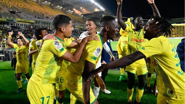 Ligue 1 9ème journée : Nantes continue sur sa lancée et est désormais le seul dauphin du PSG