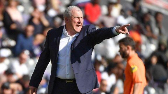 Ligue 1 trêve saison 2019-2020 : malgré le départ d'Alain Casanova, le TFC n'a pas réussi à rectifier le tir et est bien mal embarqué après 19 journées