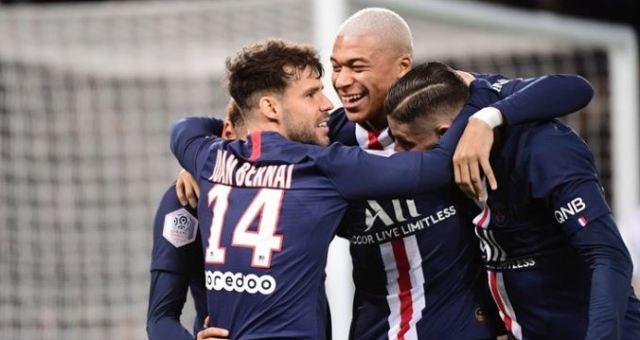 Ligue 1 19ème journée : le PSG a parfaitement conclu l'année 2019 en dominant facilement Amiens