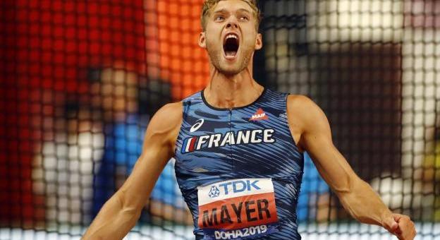 Jeux Olympiques Tokyo 2020 : Kevin Mayer sera une plus belle chance de médaille française aux JO de Tokyo