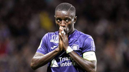 Toulouse FC : le capitaine toulousain, Max-Alain Gradel, devra revenir à son meilleur niveau pour sauver le TFC de la relégation