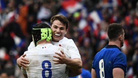 XV de France : Antoine Dupont et Grégory Alldritt ont été parmi les grandes satisfactions des deux premiers matches des Tricolores