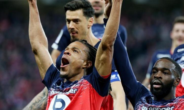 Ligue 1 28ème journée : le but de Loïc Rémy a permis à Lille de dominer Lyon en clôture de la 28ème journée