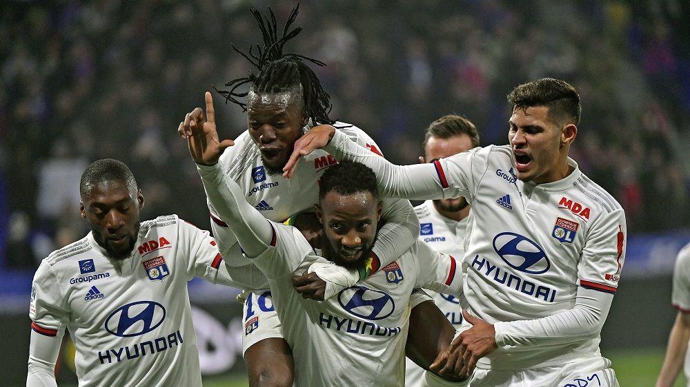 Ligue 1 27ème journée : Lyon et Moussa Dembélé n'ont pas laissé la moindre chance à Saint-Etienne