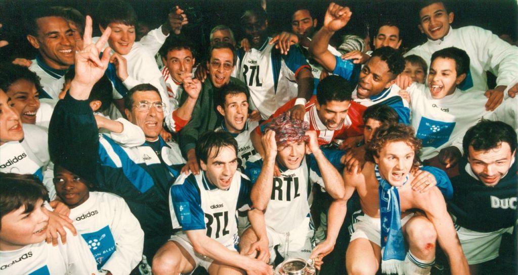 Auteur du doublé Championnat-Coupe de France en 1995-1996, l'AJ Auxerre végète en Ligue 2 depuis 2012.