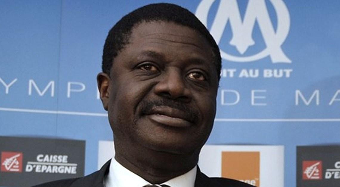 Pape Diouf, l'ancien président de l'OM de 2005 à 2009, est décédé mardi soir à Dakar des suites du coronavirus