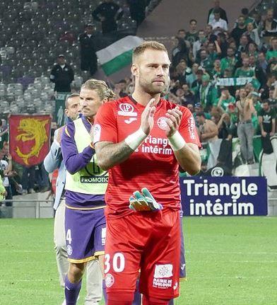 Flop Ligue 1 : Baptiste Reynet a trop peu eu l'occasion de saluer les supporters toulousains cette saison