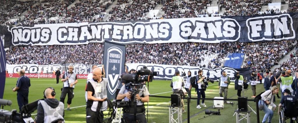 Bordeaux : le groupe de supporters des Ultramarines réclame depuis le début de la saison le départ du président délégué Frédéric Longuépée