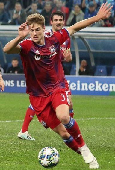 Flop Ligue 1 : plus chère recrue de l'histoire de l'OL, Joachim Andersen n'a pas convaincu pour sa première saison en France