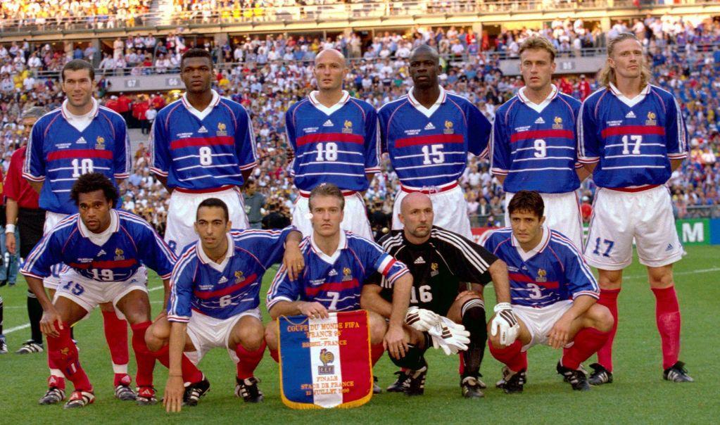 Dream Team des Bleus des années 1980-2020 : les Champions du Monde 1998 ont été plébiscités avec huit titulaires dans l'équipe-type désignée par les votes