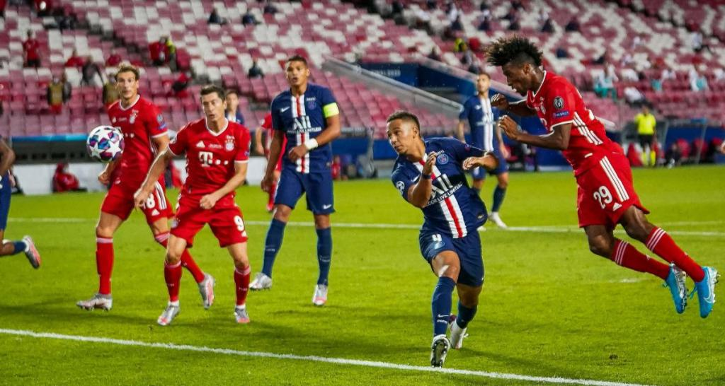 Sur une merveille de centre de Kimmich, Kingsley Coman a pris le dessus sur Kehrer pour inscrire le but de la victoire du Bayern
