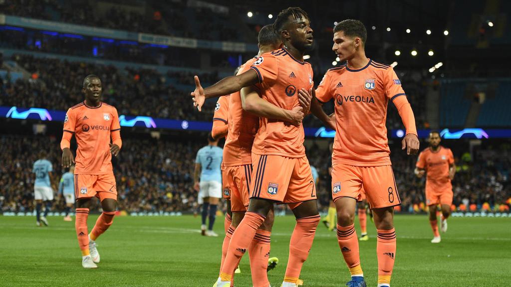 Maxwell Cornet et les Lyonnais rêvent de rééditer leur succès de septembre 2018 face au Manchester City de Pep Guardiola