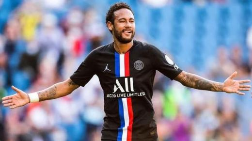 Neymar sera l'un des fers de lance du PSG face à Leipzig