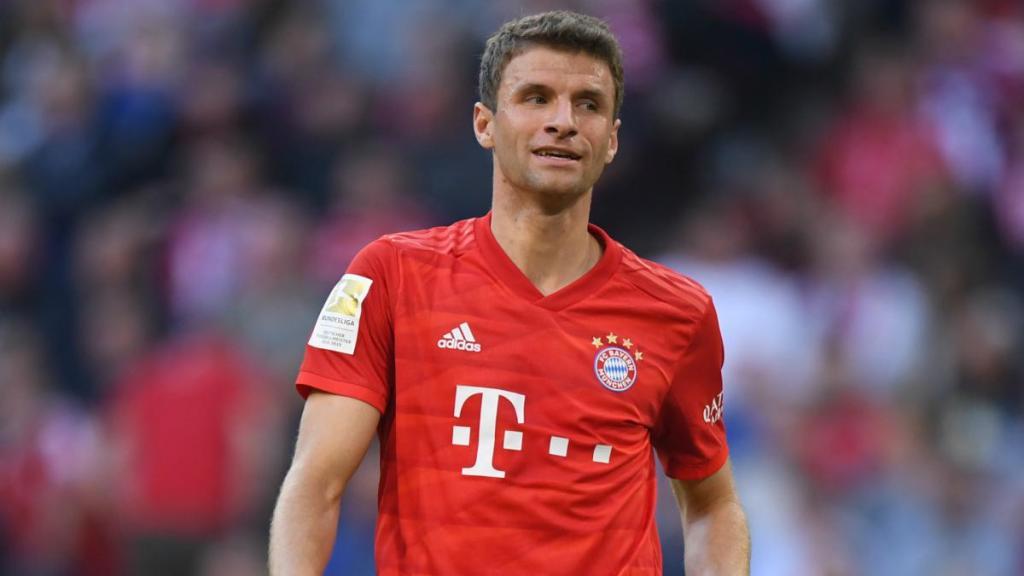 Thomas Muller vit une seconde jeunesse depuis l'arrivée de Hans-Dieter Flick sur le banc du Bayern Munich