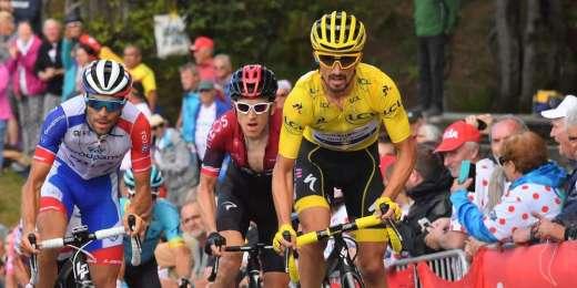 Les supporters tricolores rêvent que Julian Alaphilippe s'attaque maintenant au Tour de France pour succéder enfin à Bernard Hinault