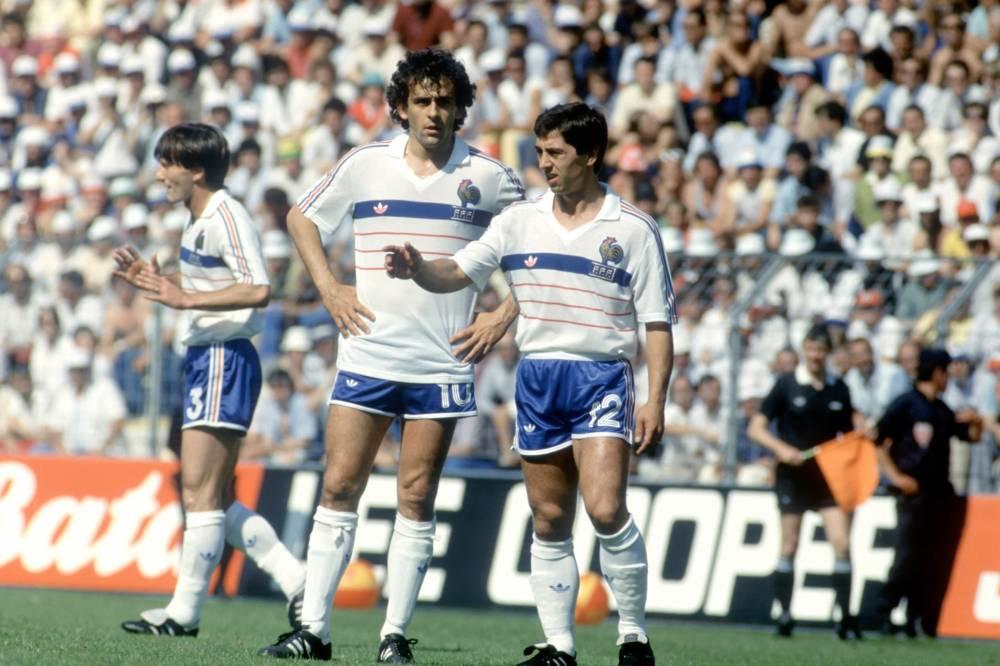 Michel Platini, Alain Giresse, numéros 10 de légende du football français