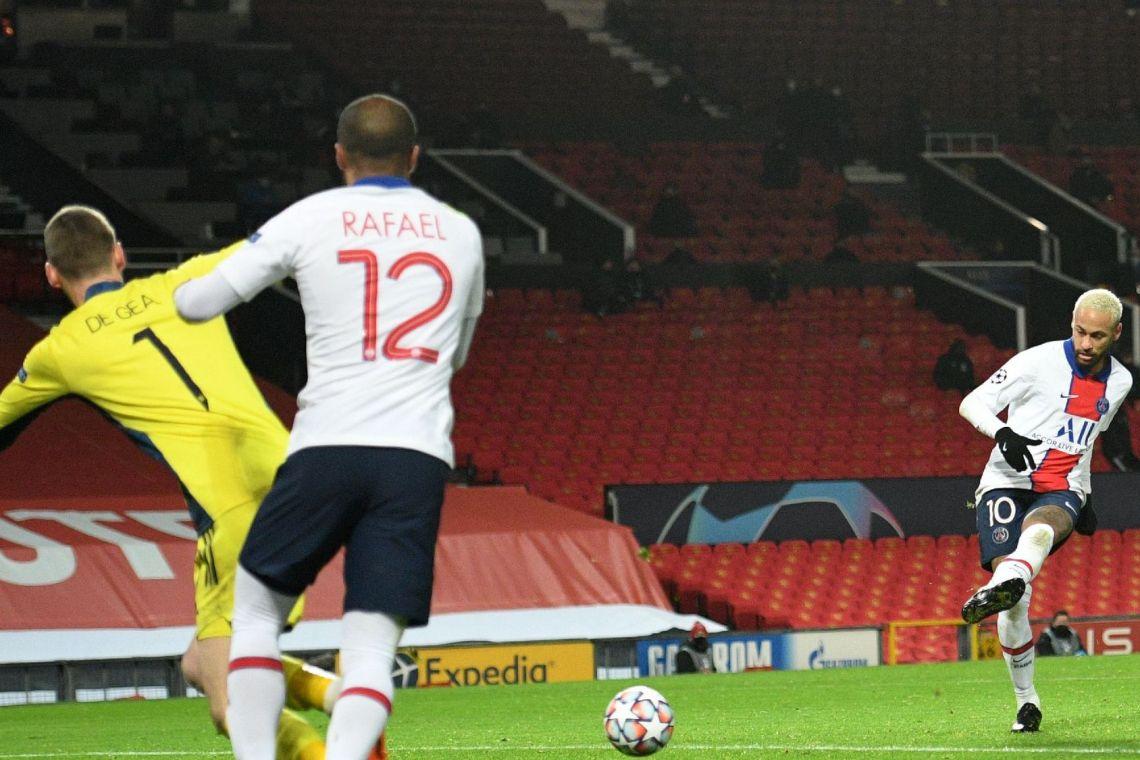 Neymar et le PSG ont signé un succès capital hier à Manchester